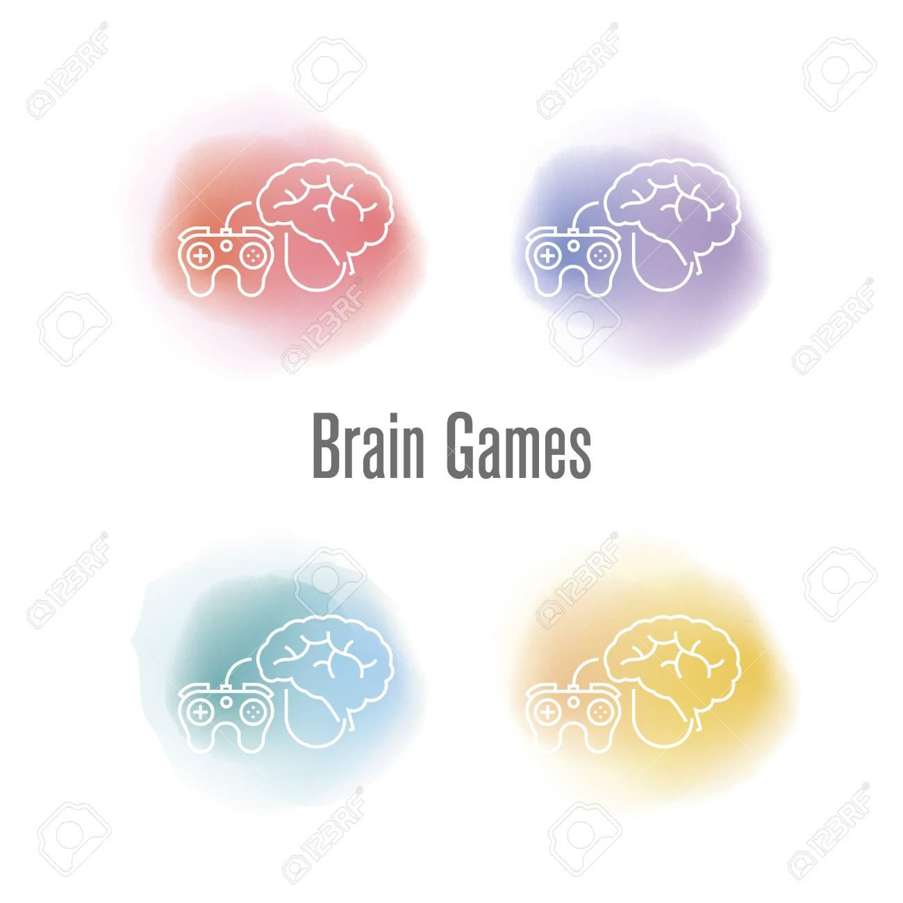 Brain Games Concept
