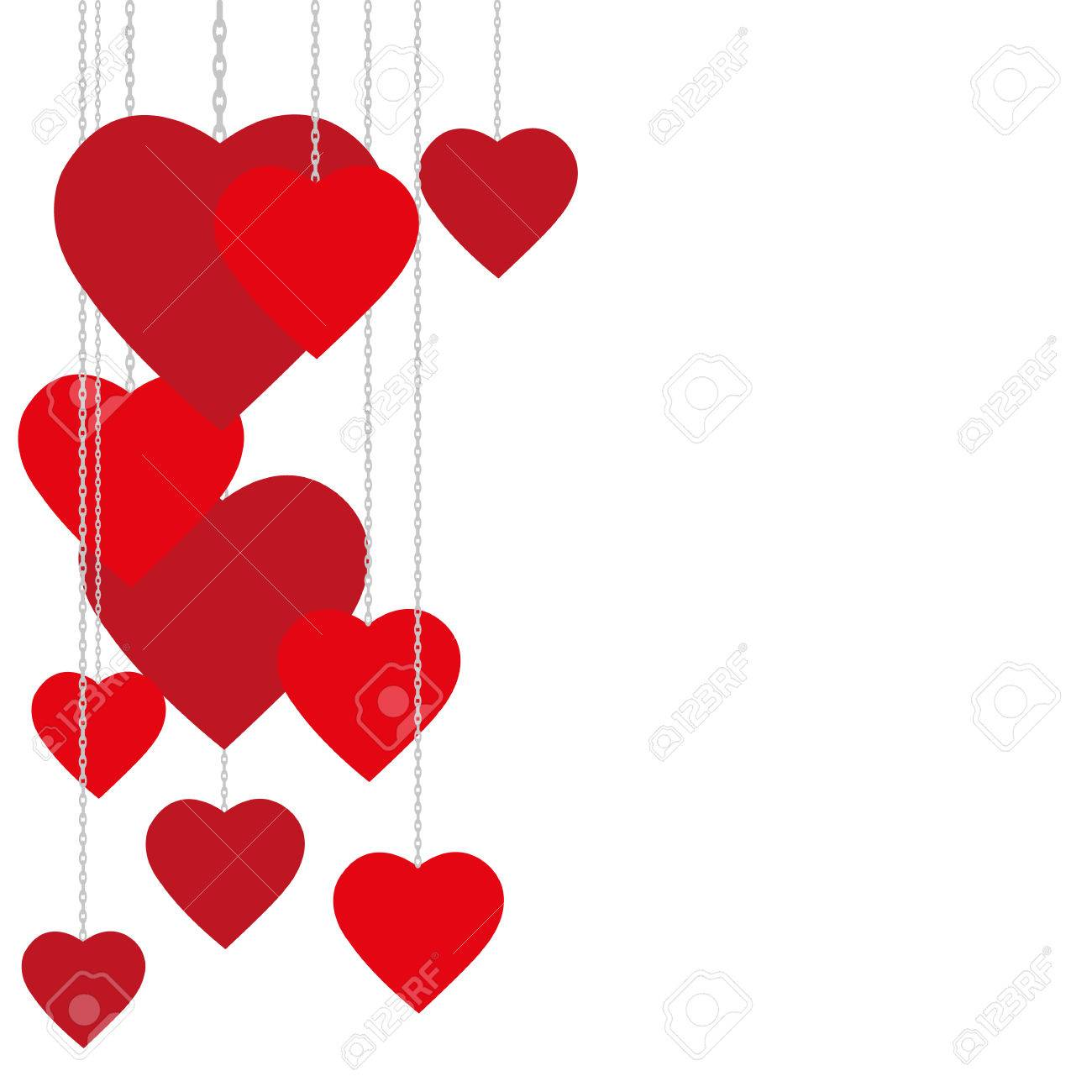 Valentine Day Nice Love Heart Greeting Royalty Free Cliparts Vectors And Stock Illustration Image 36176509