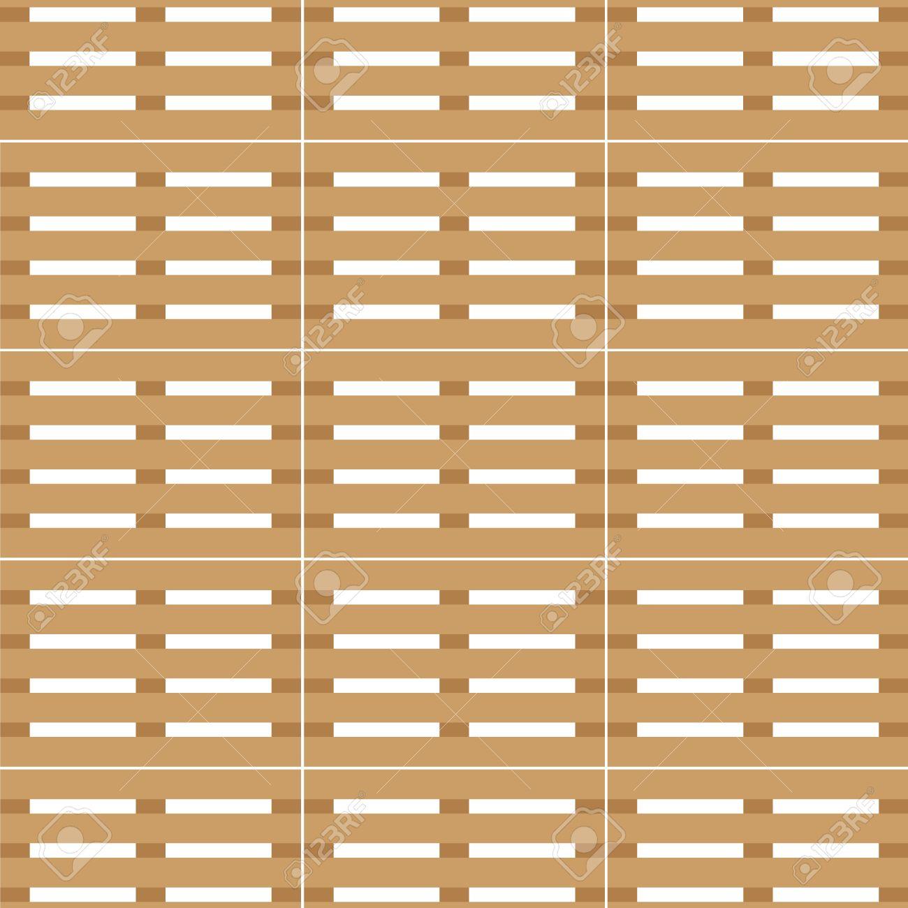 textura de madera de palet de transporte vector foto de archivo