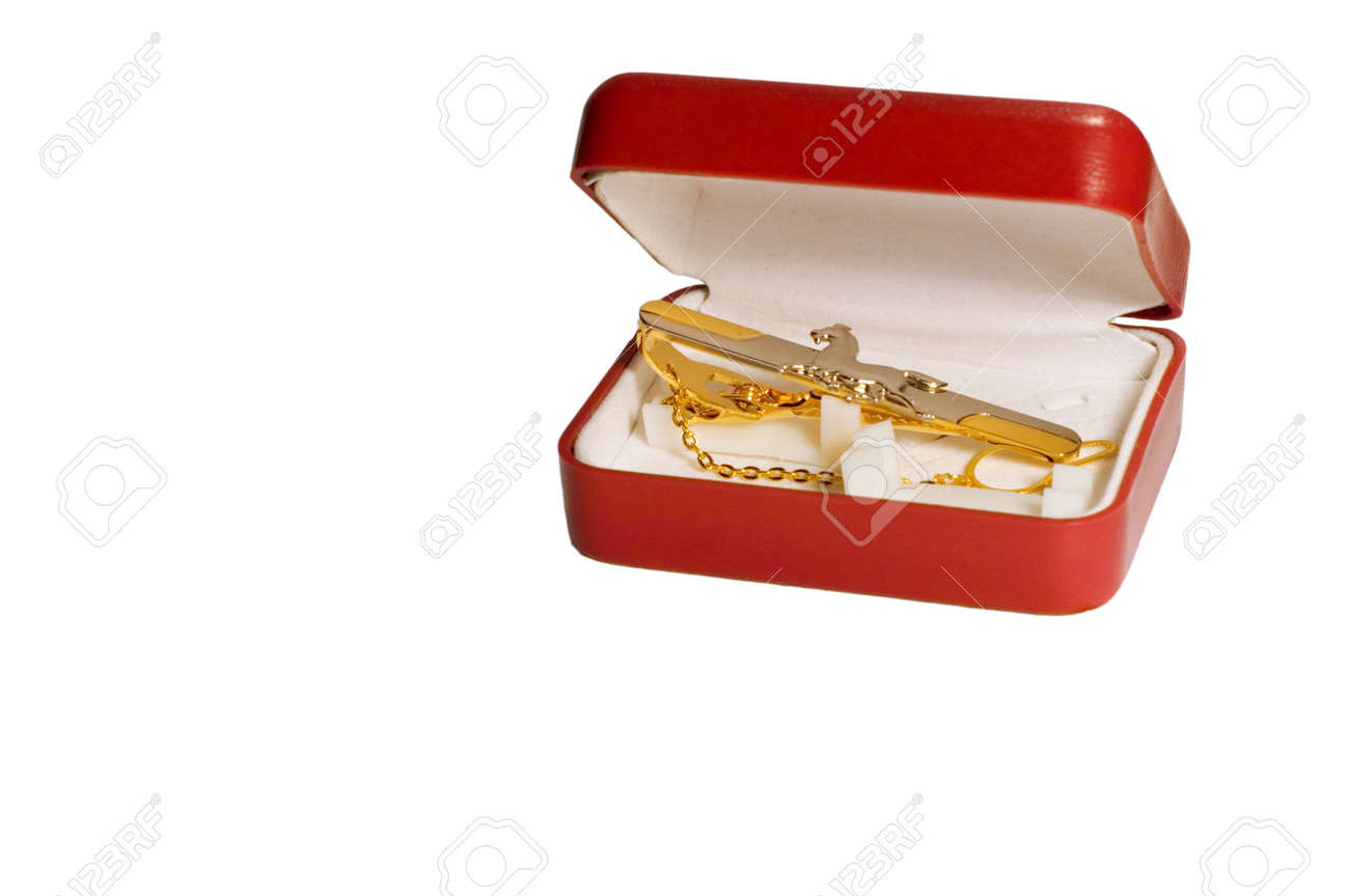 series object on white: isolated - Man's accessory Stock Photo - 602947