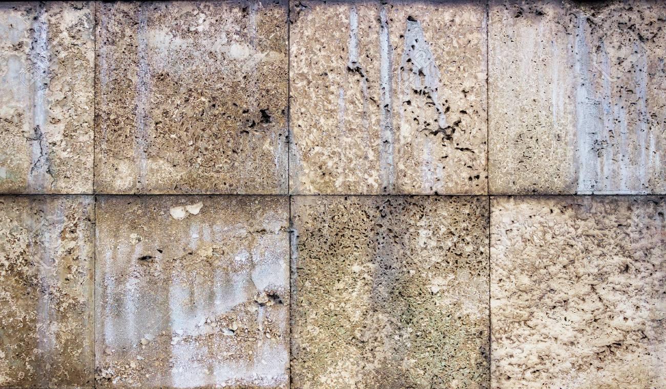 Achtergrond van tegels imitatie van beton buitentegels zijn