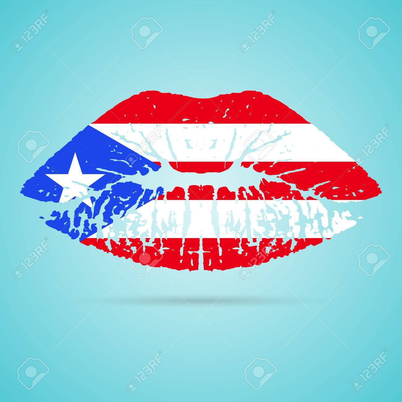Puerto rico flag lipstick on the lips royalty free cliparts puerto rico flag lipstick on the lips stock vector 85817478 biocorpaavc Image collections