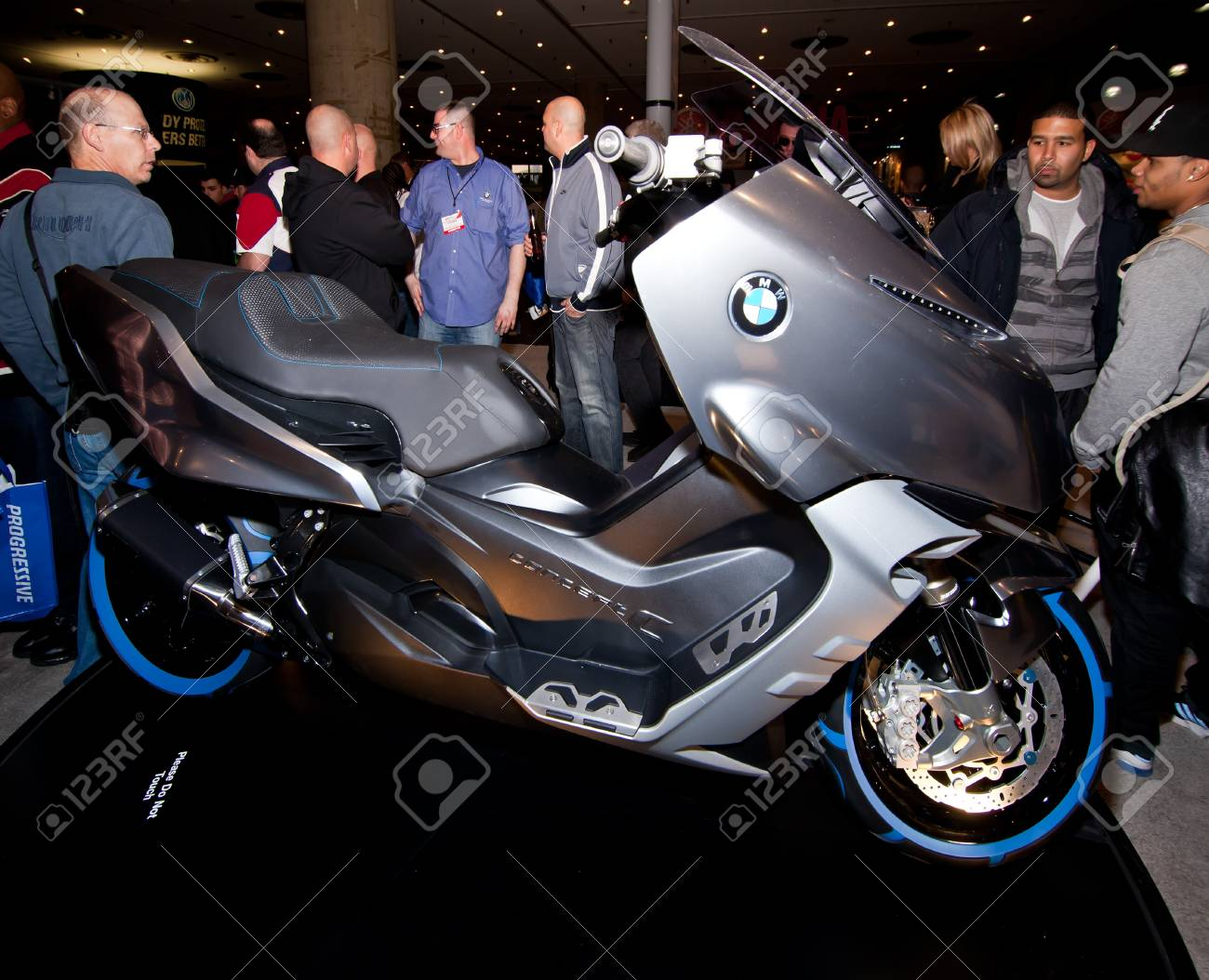 Manhattan bmw motorcycle