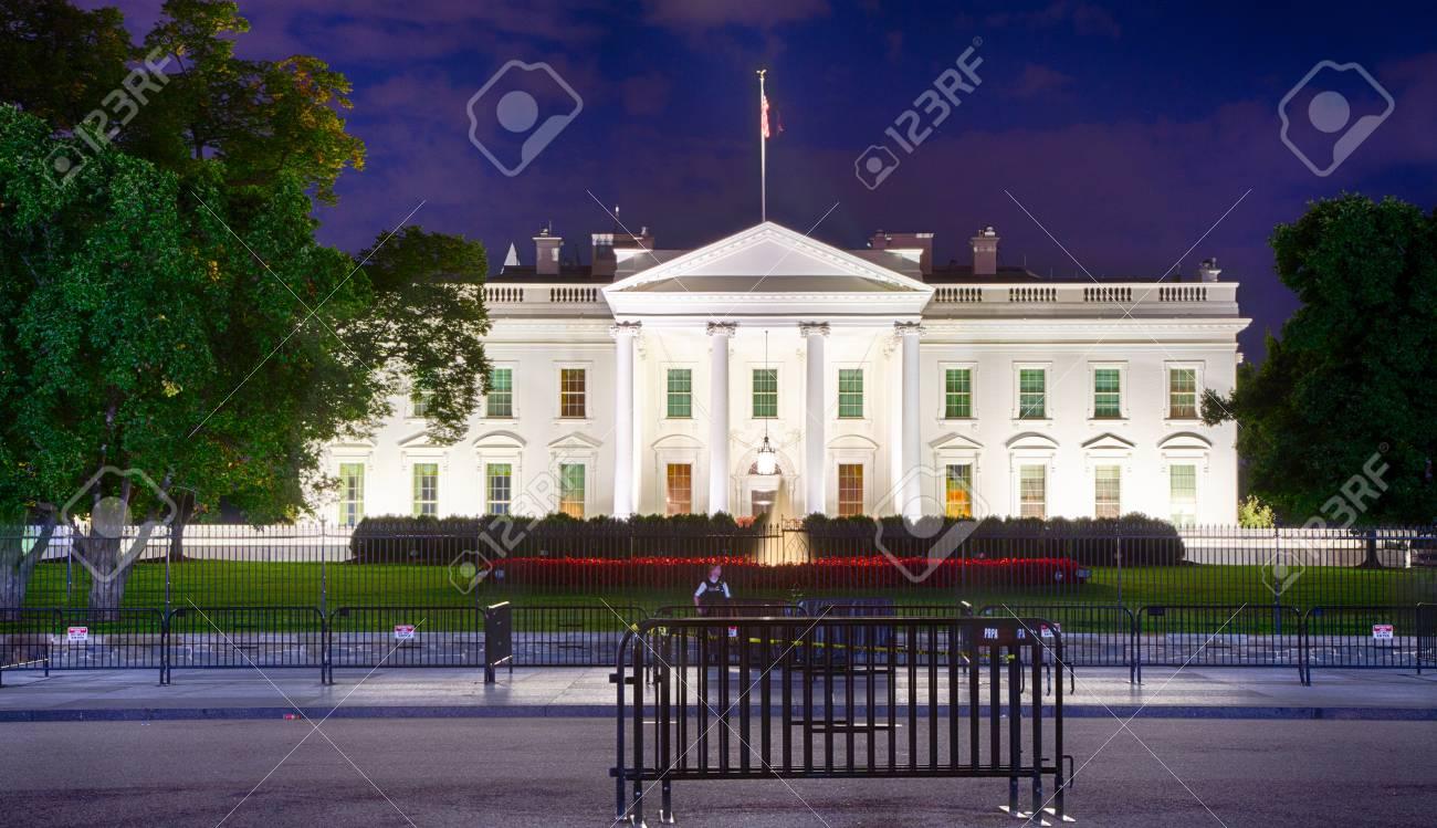 12 septembre 2017 washington dc états unis la maison blanche la