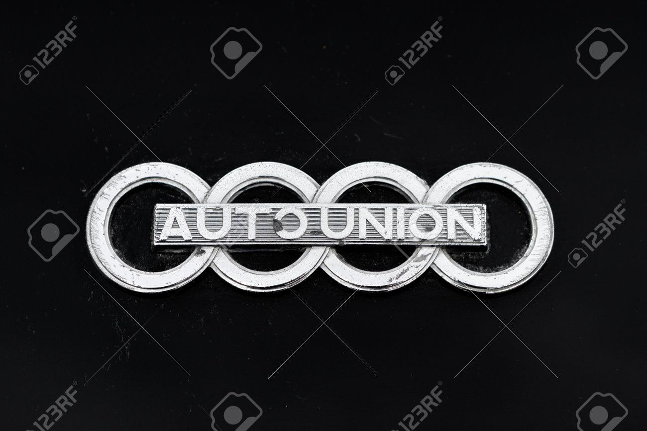Ludwigsburg Germany April 23 2017 Auto Union Dkw 3 6 Saxomat