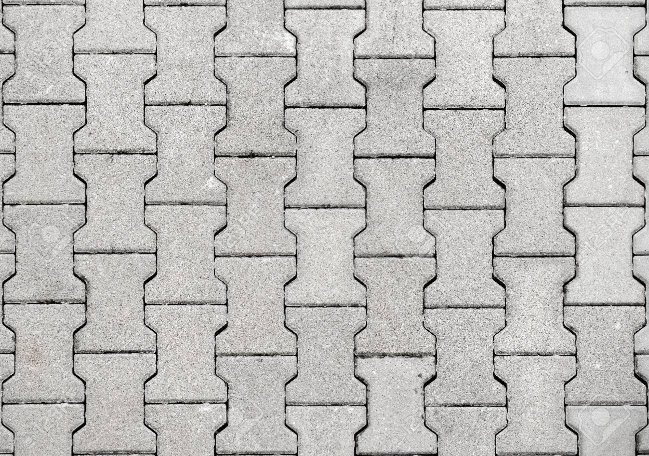 Hervorragend Beton Oder Cobble Grau H-förmigen Fahrbahnplatten Oder Steine AM19
