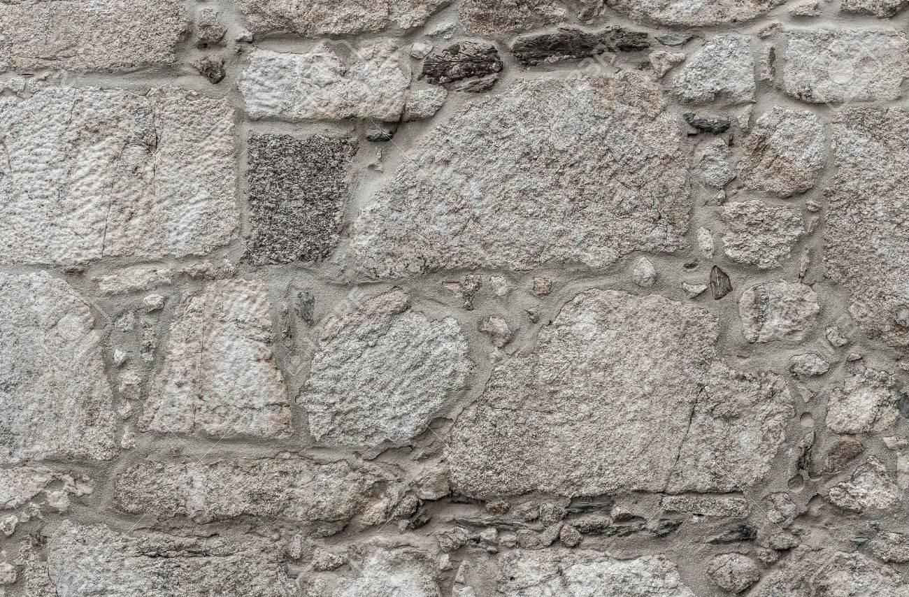 natural gris textura de piedra de pavimento para suelos paredes o ruta valla tradicional
