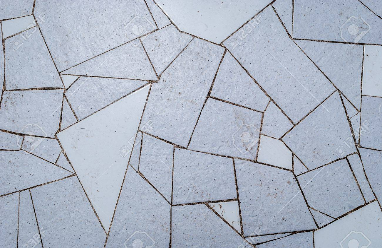 Natural Blue Pavement Ceramic Tiles Texture For Floor, Wall Or ...