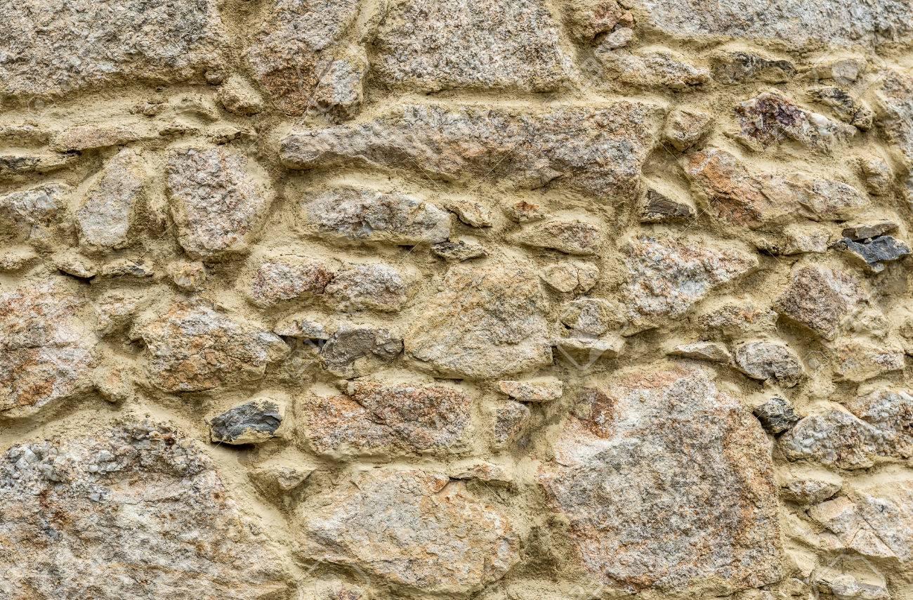 foto de archivo amarillo natural textura de piedra de pavimento para suelos paredes o ruta valla tradicional corte patio trasero o la de