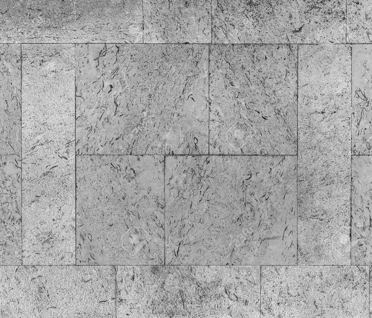 Marble Or Granite Floor Slabs For Outside Pavement Flooring Natural Gray Stone Texture