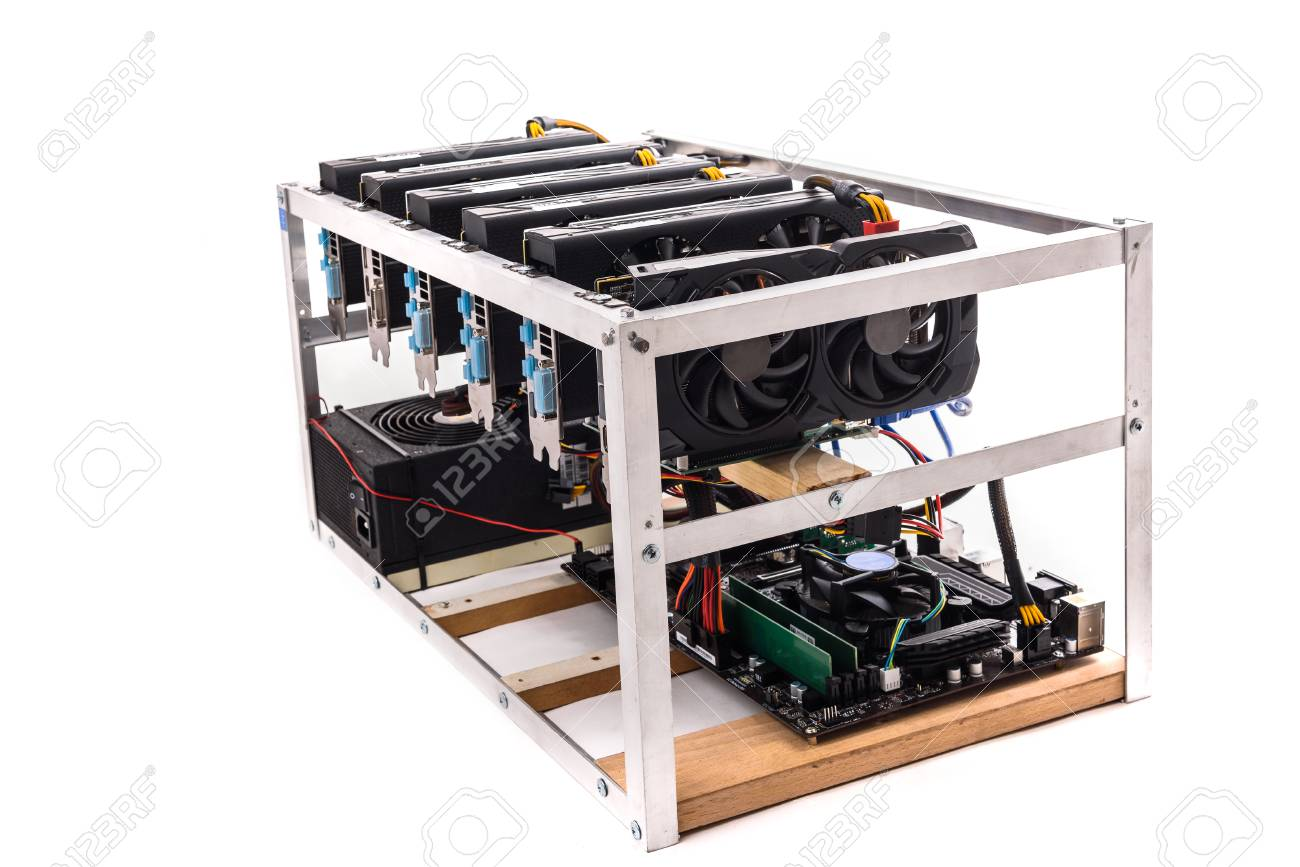 how do video cards mine cryptocurrency