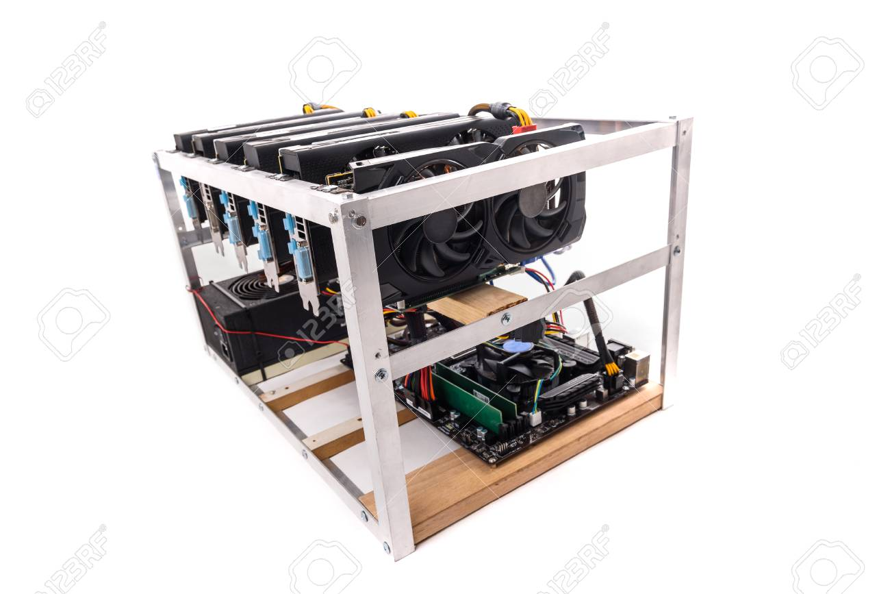 bitcoin mining a casa