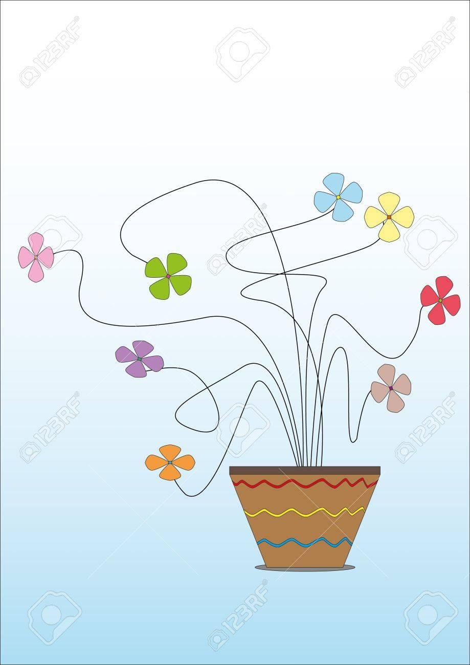 Flowers Stock Vector - 18311099