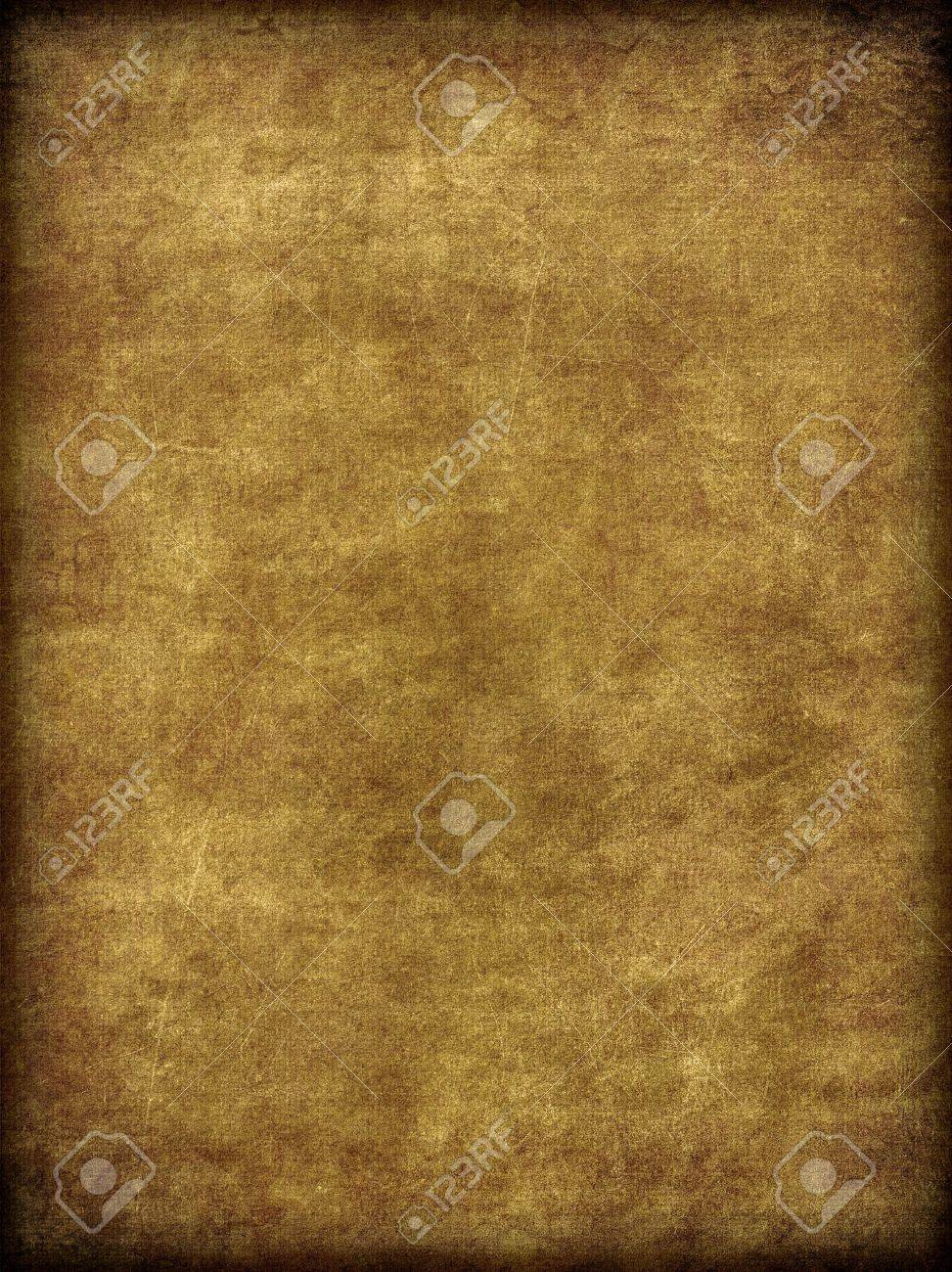 A weathered aged and worn background texture image of a burlap or canvas fabric like material. - 7607128