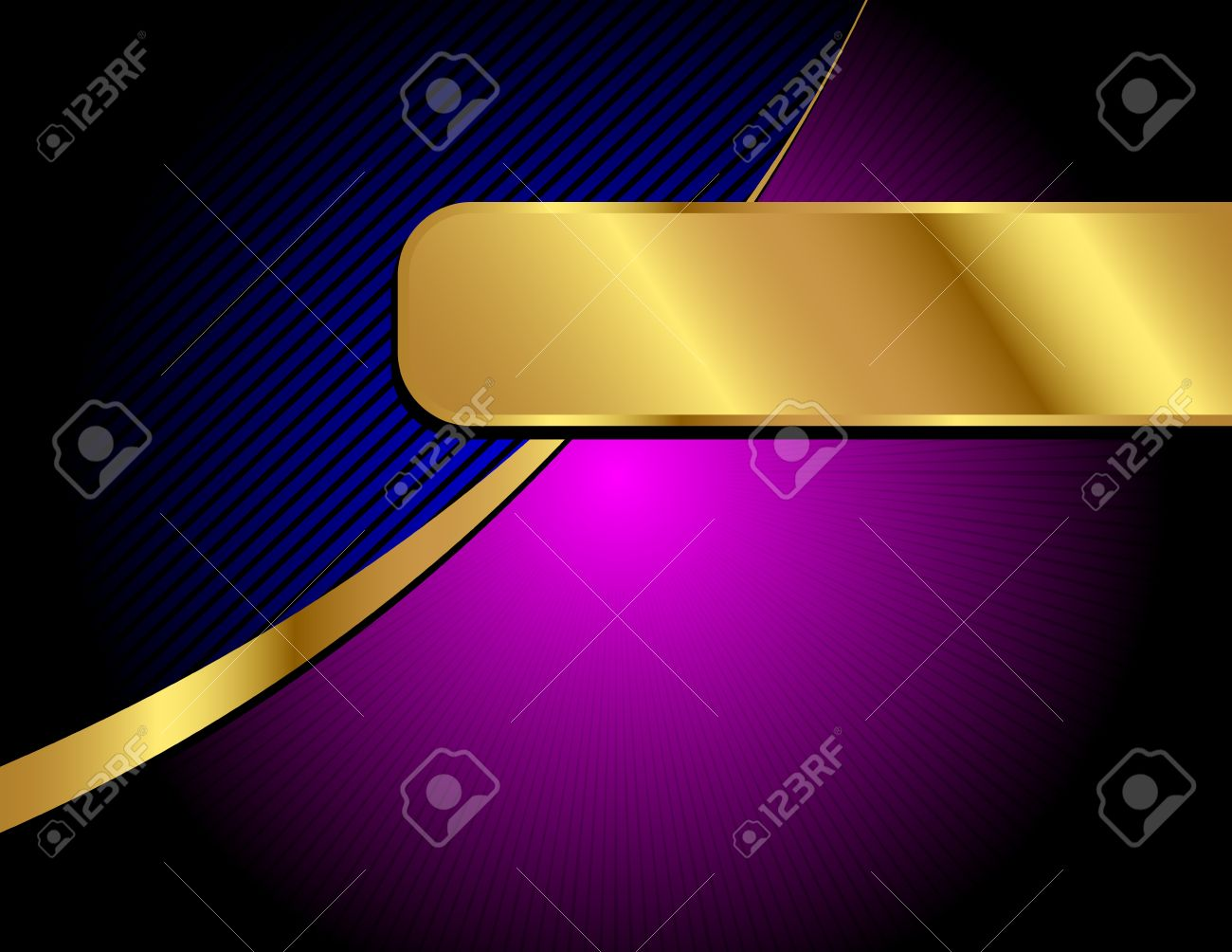 A letter sized, elegant and professional vector background with space for your text. - 11196889