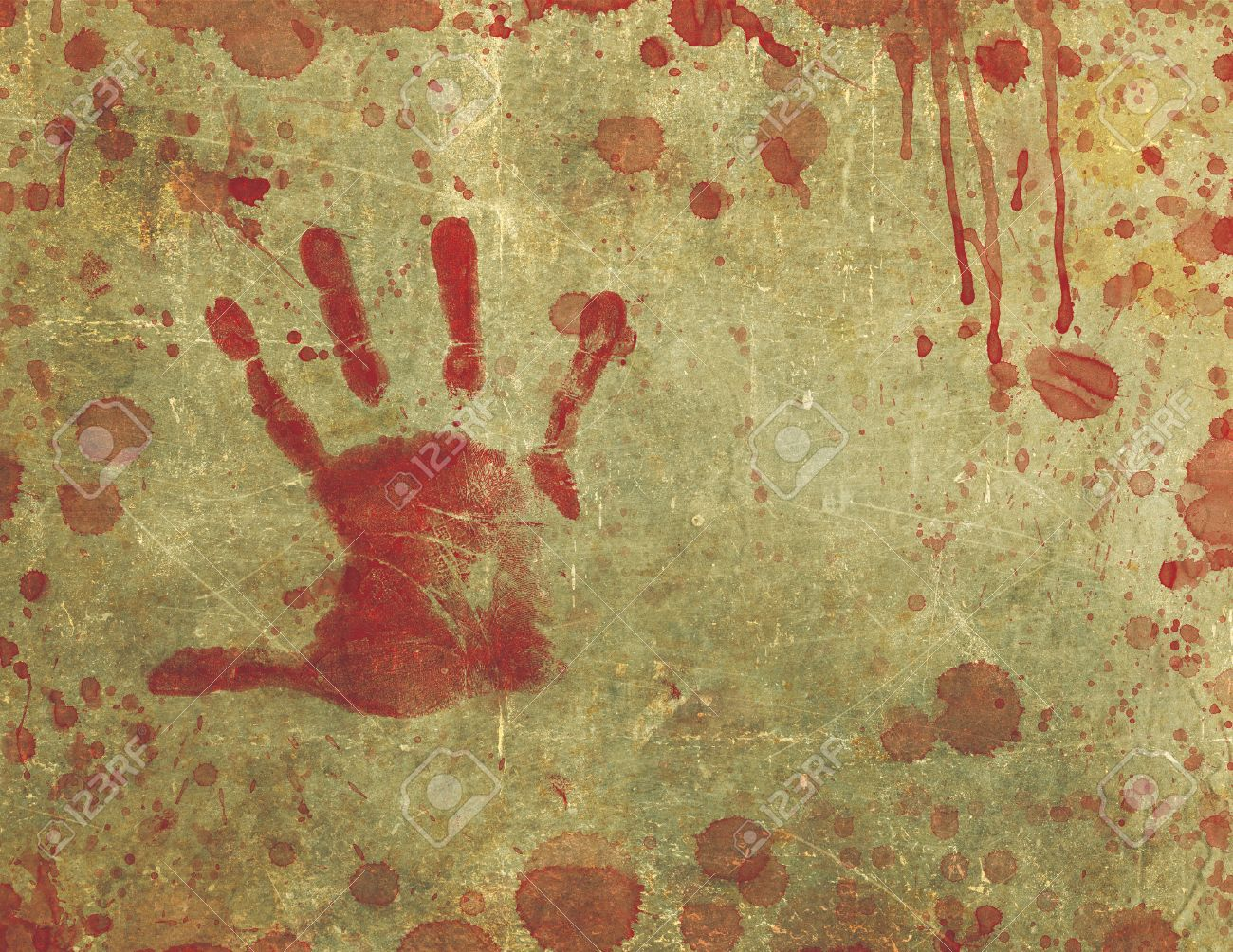 Illustration Of A Background Texture With Bloody Hand Print And Stock Photo Picture And Royalty Free Image Image 40612395 Source (cs:s) effect mod in the blood decals category, submitted by sgt gyn. illustration of a background texture with bloody hand print and