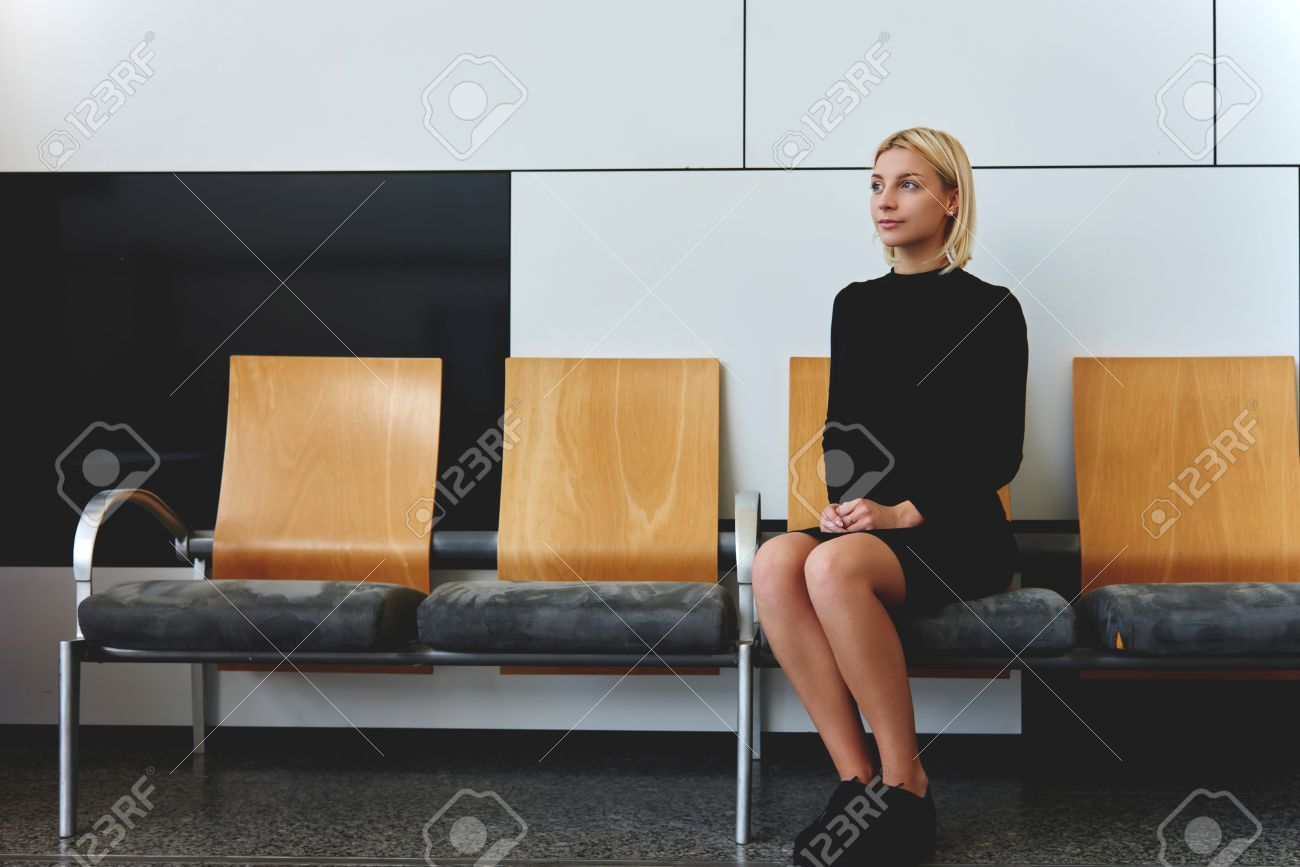 Esperando su turno