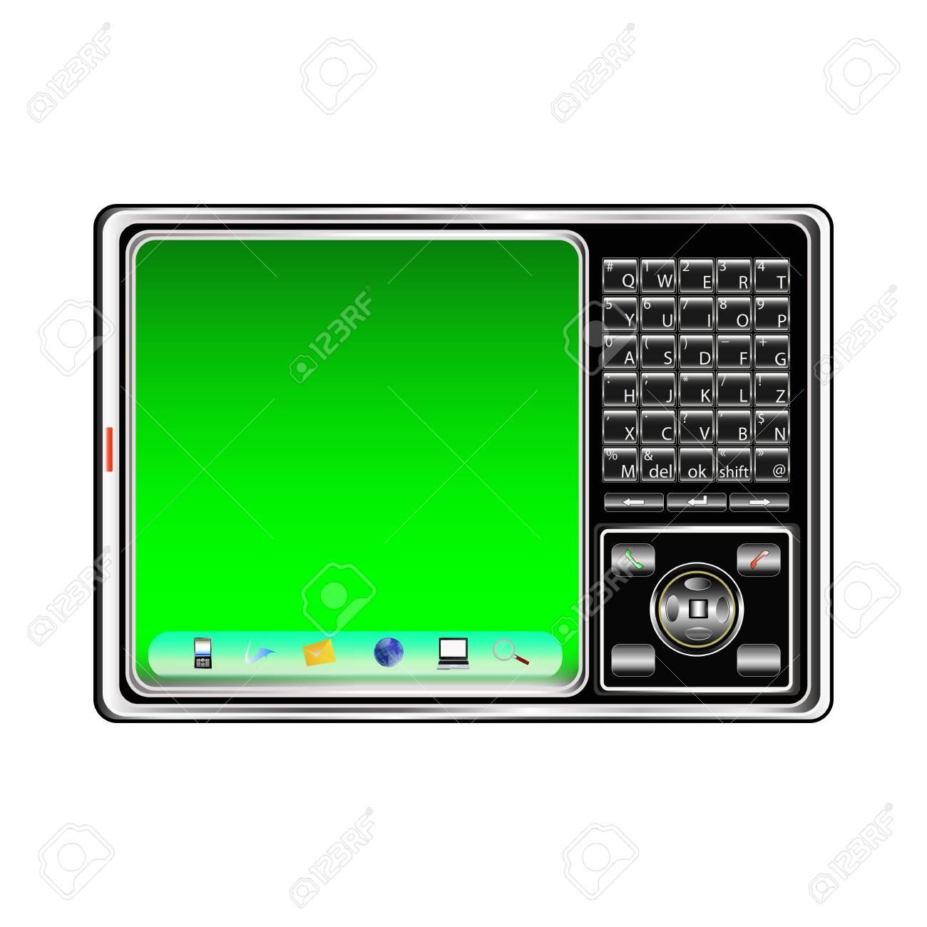 Mobile phone Stock Photo - 9391887