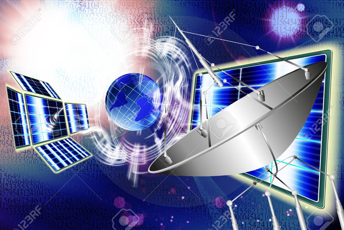 Creation Of Innovative Systems Of Telecommunication Communication Stock Photo Picture And Royalty Free Image Image 11962451