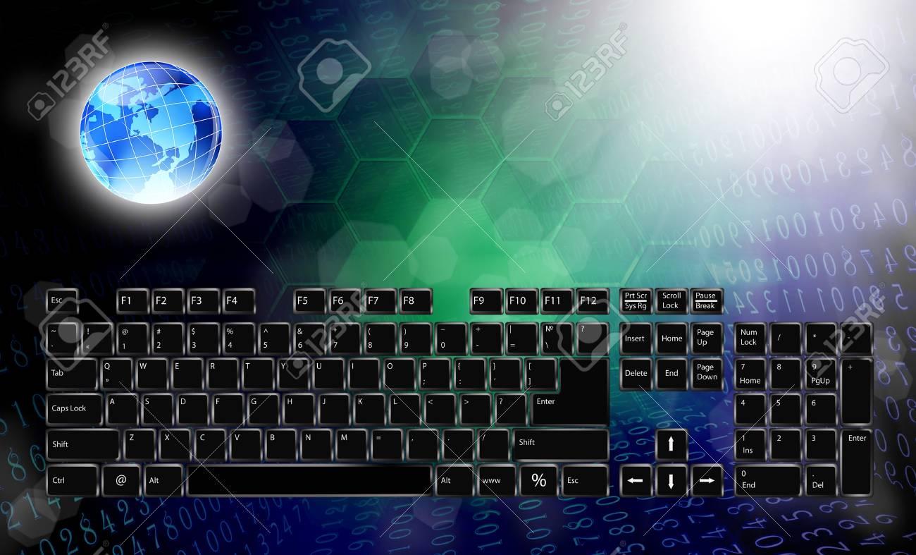 Innovative internet technology Stock Photo - 15863933