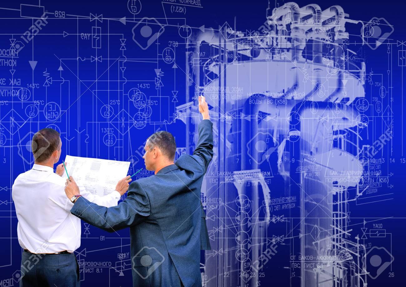 Industrial Engineering Technology. Designing Power. Engineer ...