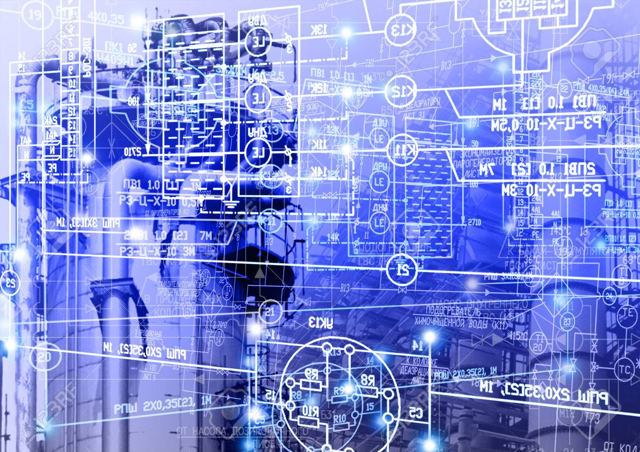 Industrial Engineering Technology Stock Photo, Picture And Royalty ...