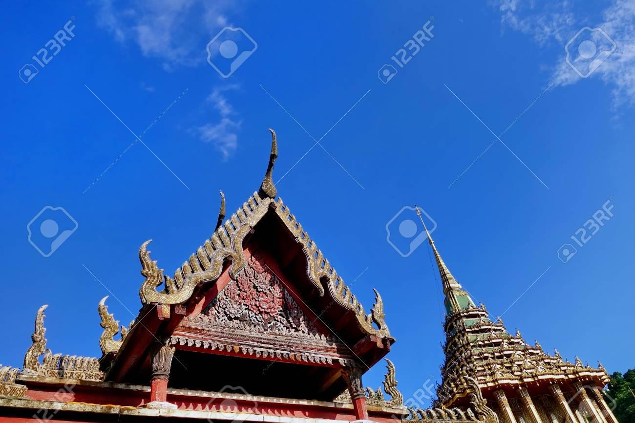 サラブリー県、タイのワット ・ ...