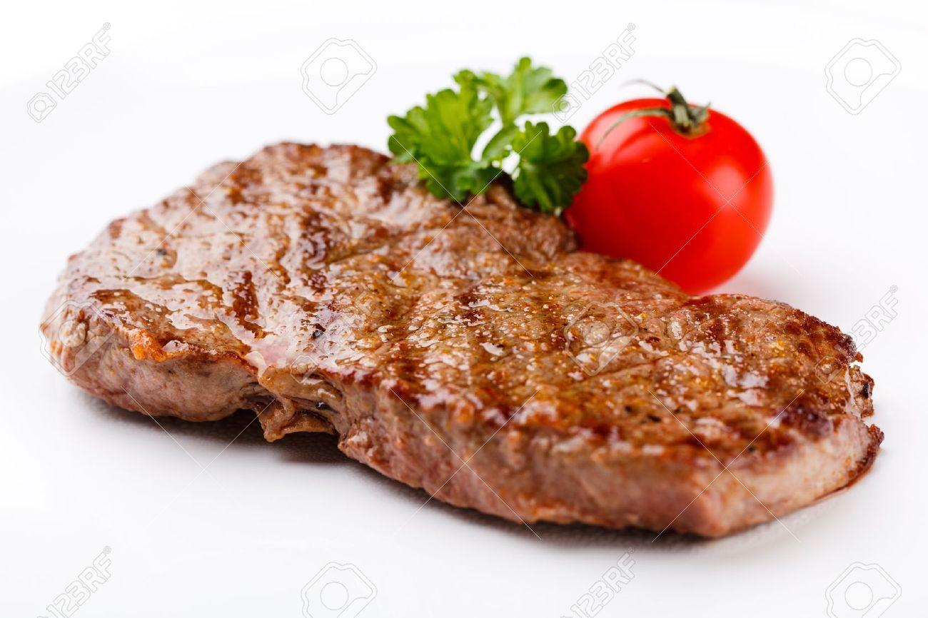 Grilled steak Stock Photo - 13255104