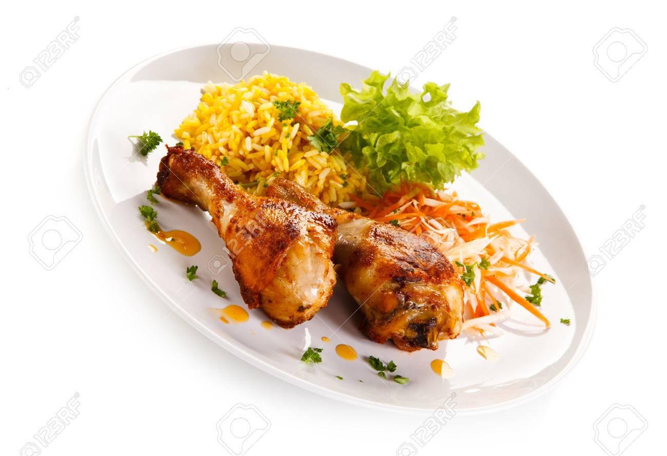 recipe: roasted drumsticks and vegetables [10]