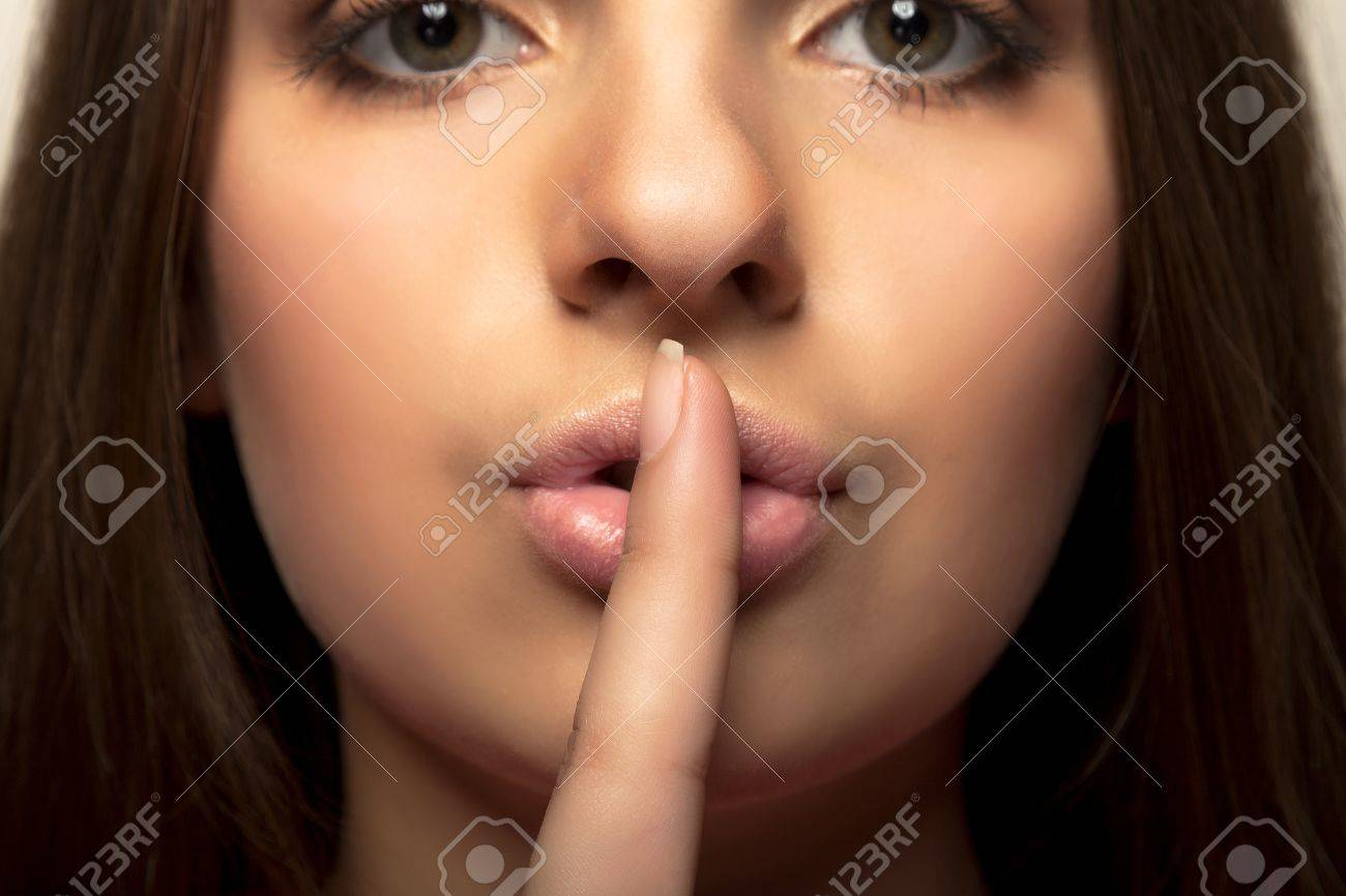 shhhhh keep silence stock photo picture and royalty free image