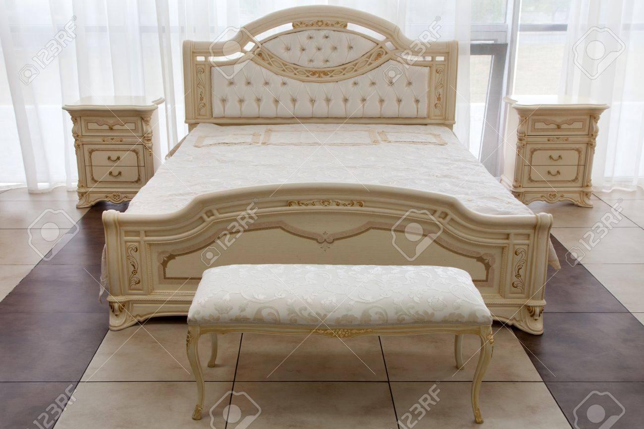 Chambre à coucher à l\'italienne