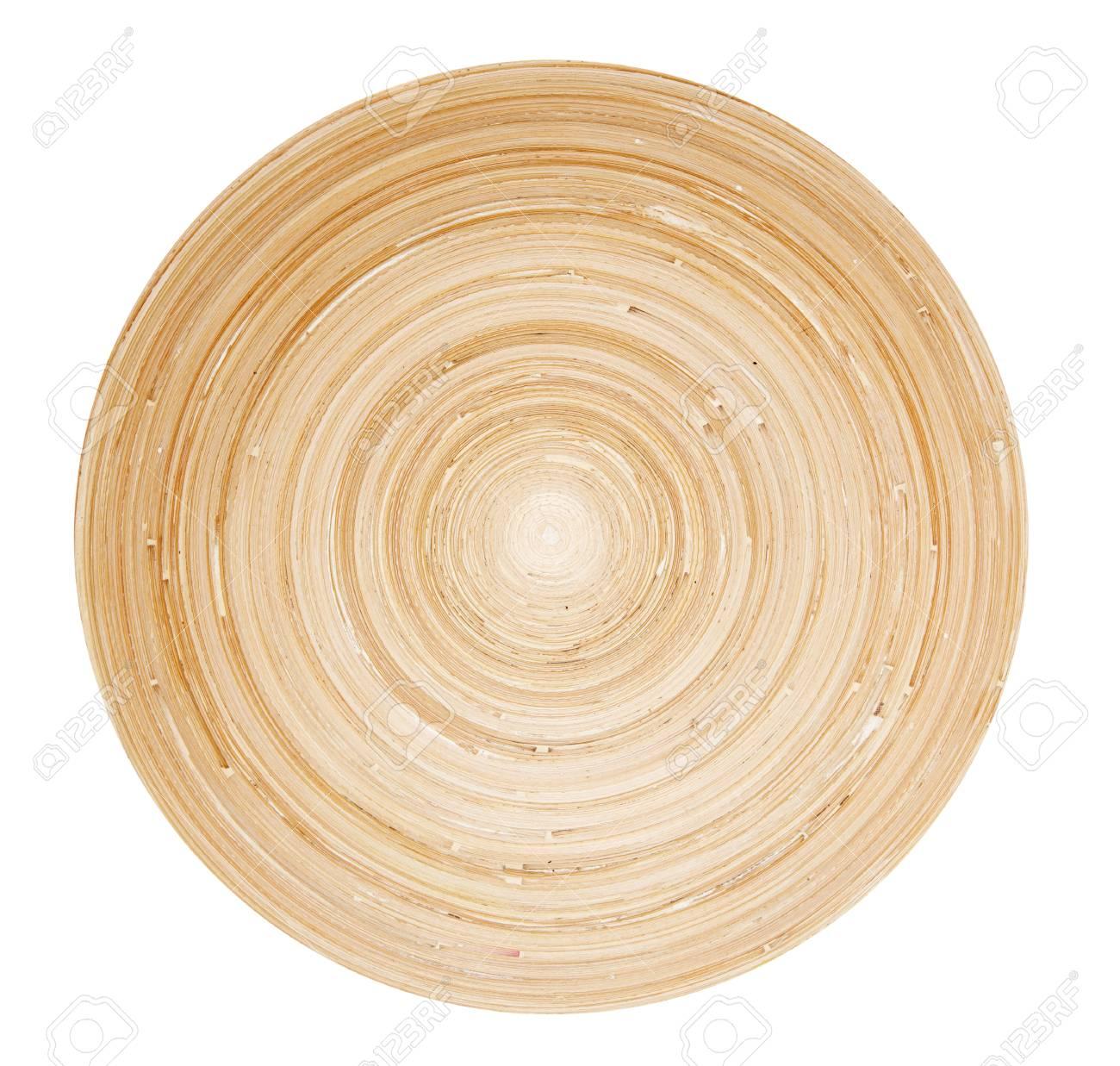 bambus-platte isoliert auf weiß lizenzfreie fotos, bilder und stock