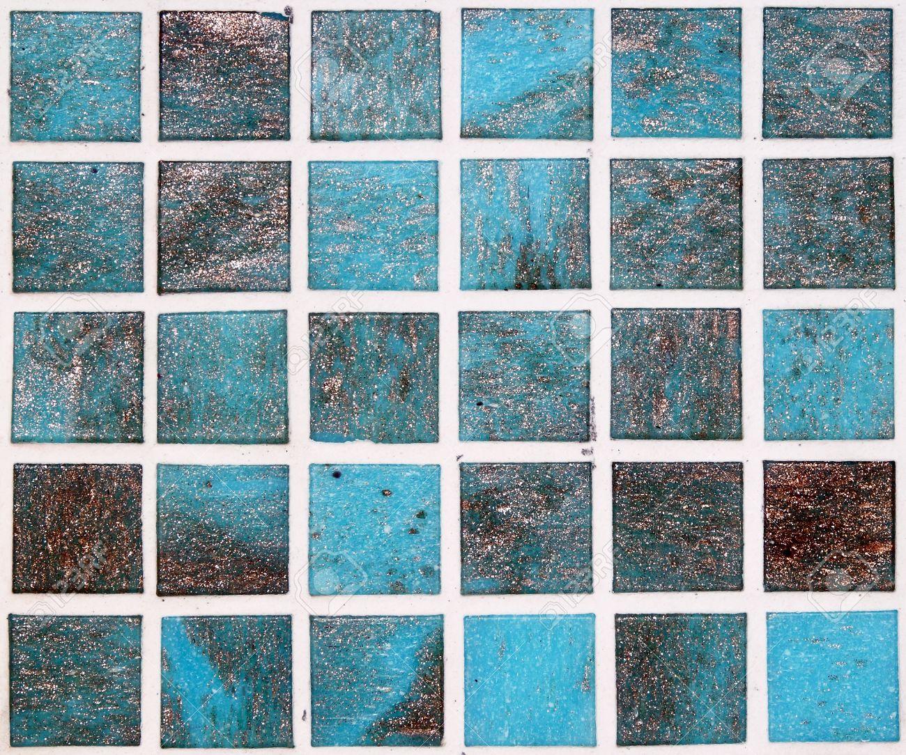 archivio fotografico tegola texture di sfondo o piastrelle dei bagni piscina sul muro