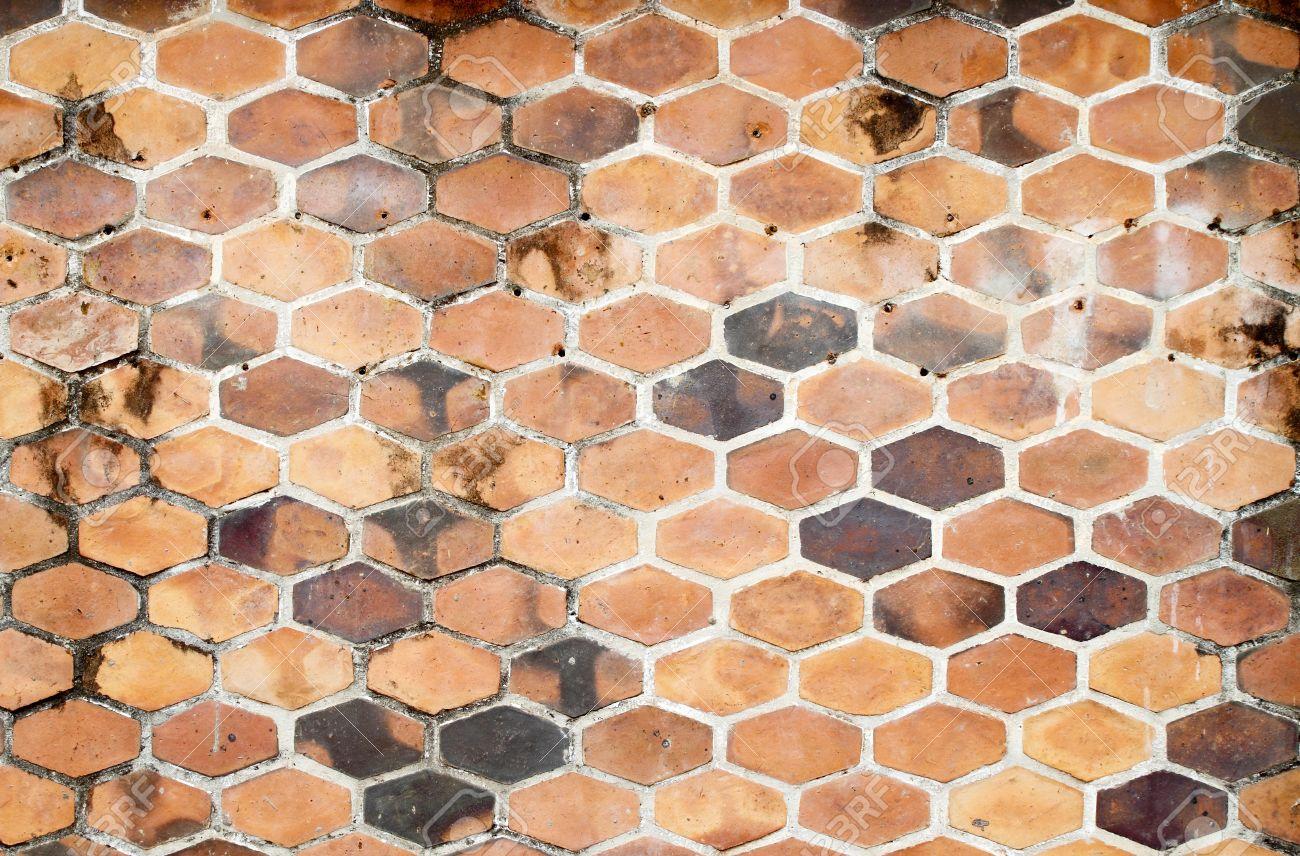 Piastrelle Esagonali Piccole: Casa con piastrelle esagonali e ...