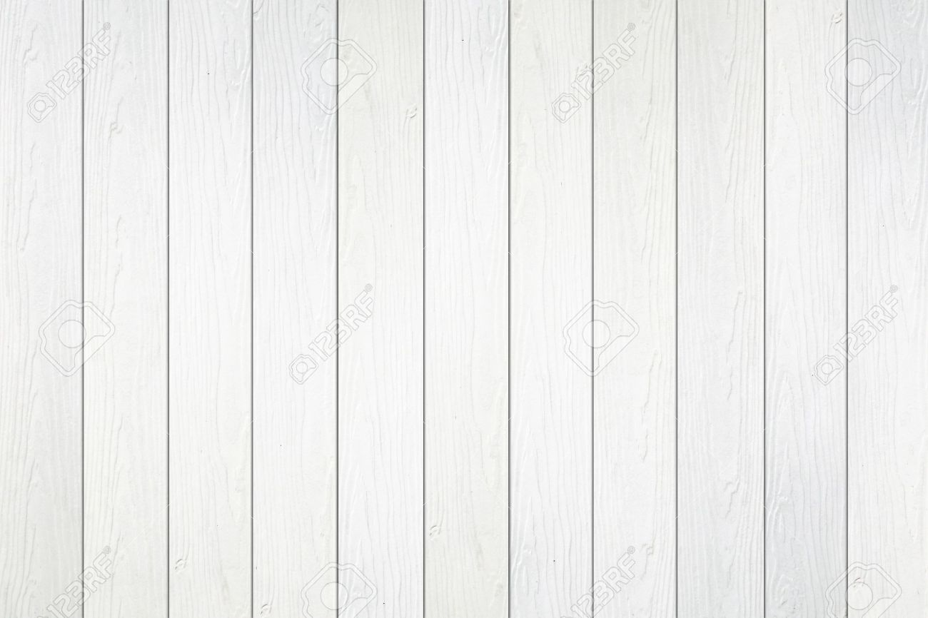Gentil Stock Photo   White Wooden Wall Texture Background