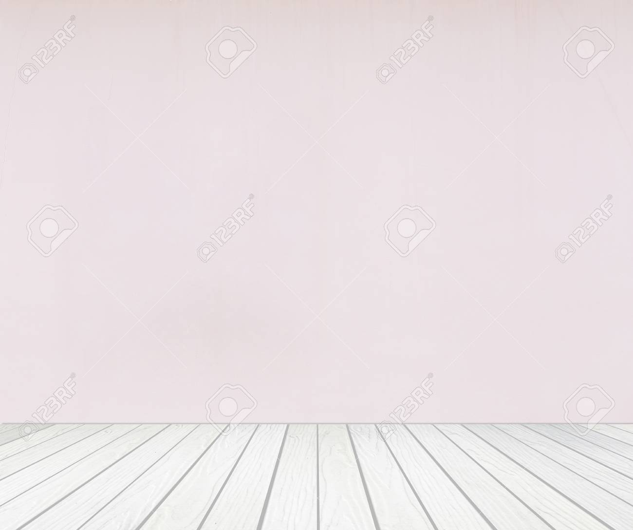 white wood floor background. Contemporary White Room Interior With Color Wall And White Wood Floor Background Stock Photo   41916318 Intended White Wood Floor Background I