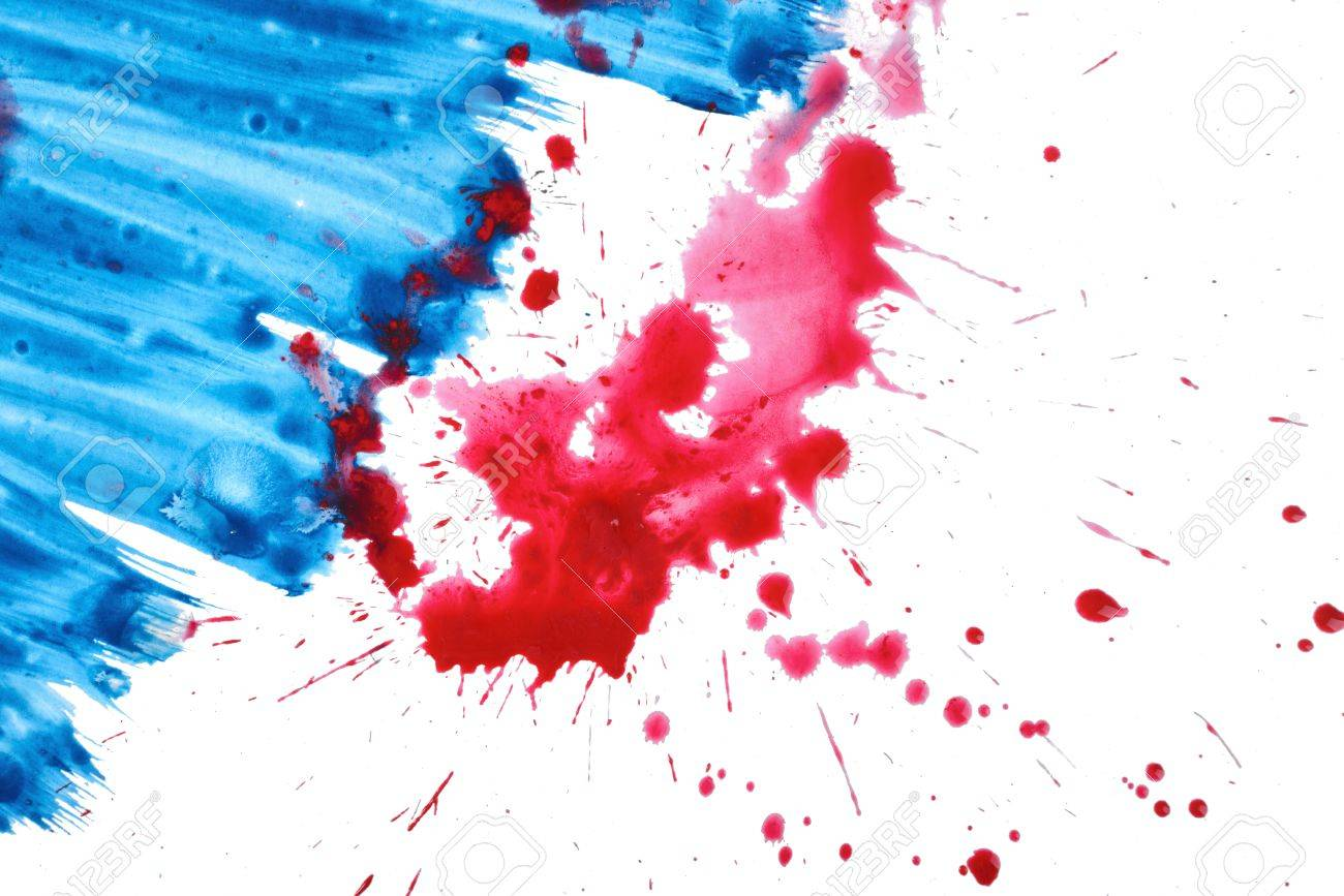 blue and red gouache paint brush watercolor textures on white stock photo picture and royalty free image image 55736301 blue and red gouache paint brush watercolor textures on white stock photo picture and royalty free image image 55736301