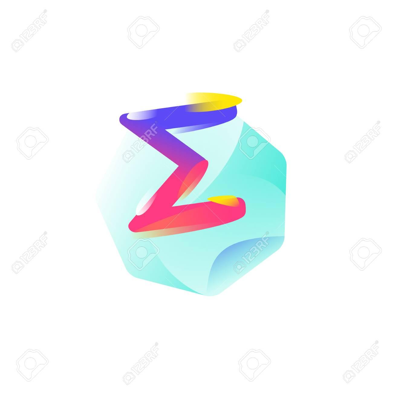 Greek Letter Sigma Logo Sign Vector Illustration Mathematical