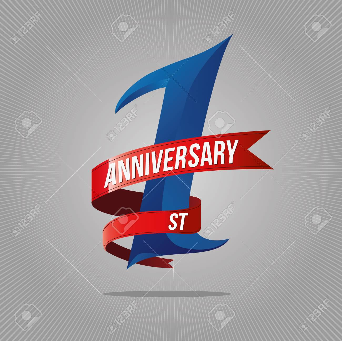 one year anniversary celebration logotype 1st anniversary logo royalty free cliparts vectors and stock illustration image 87281587 one year anniversary celebration logotype 1st anniversary logo
