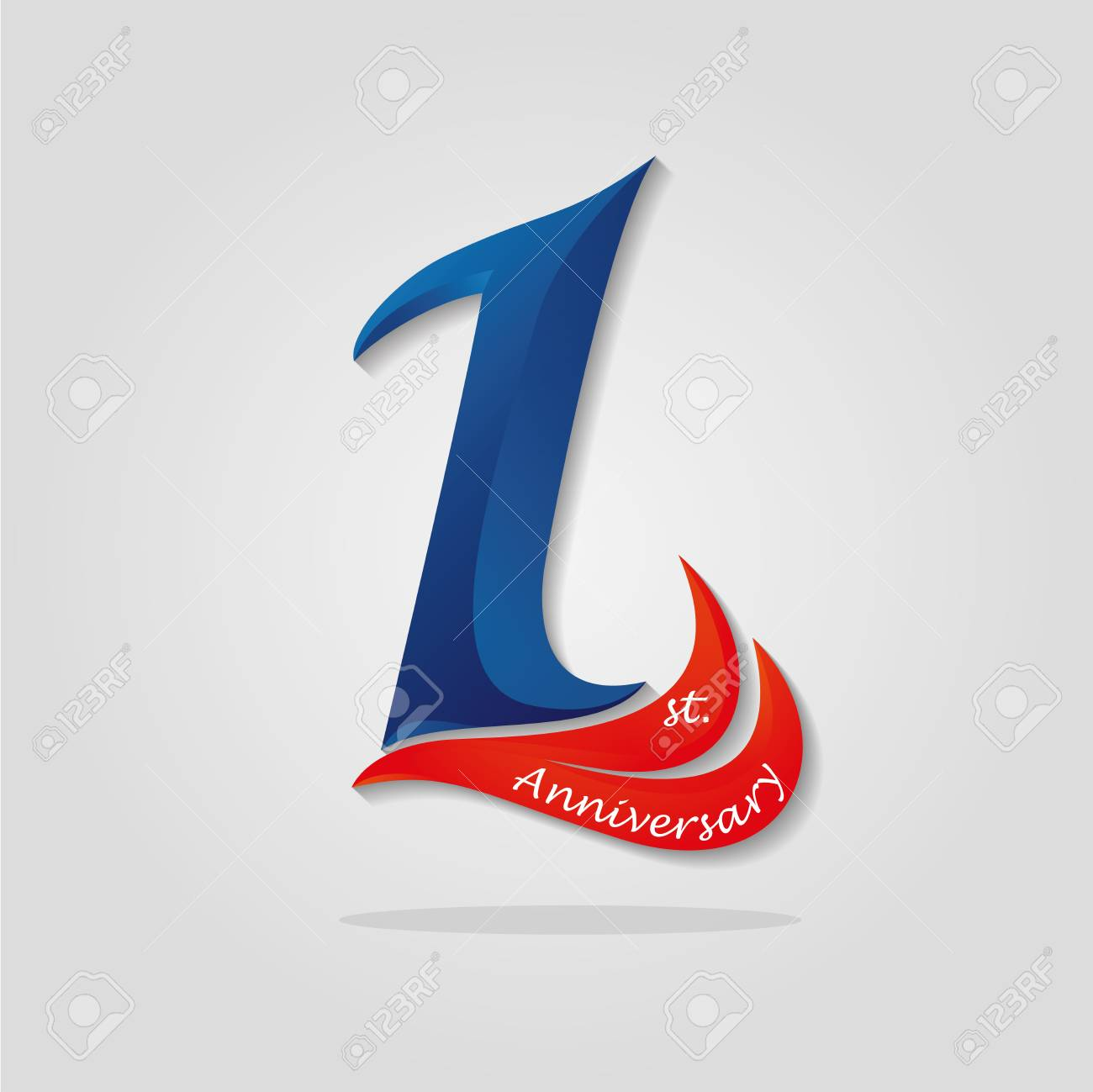 one years anniversary celebration logotype 1st anniversary logo royalty free cliparts vectors and stock illustration image 87281630 one years anniversary celebration logotype 1st anniversary logo