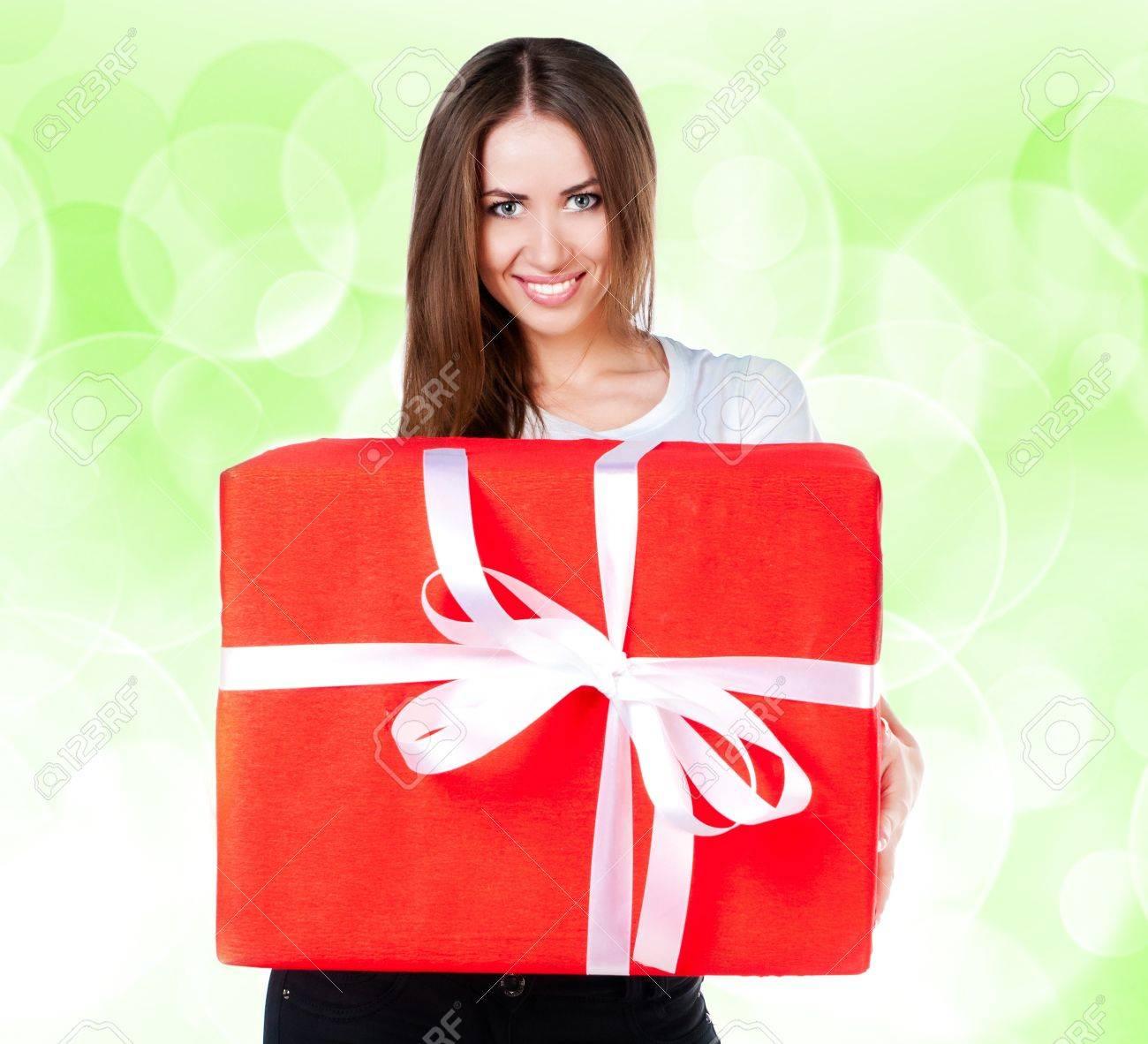 Подарок молодой девушки 11