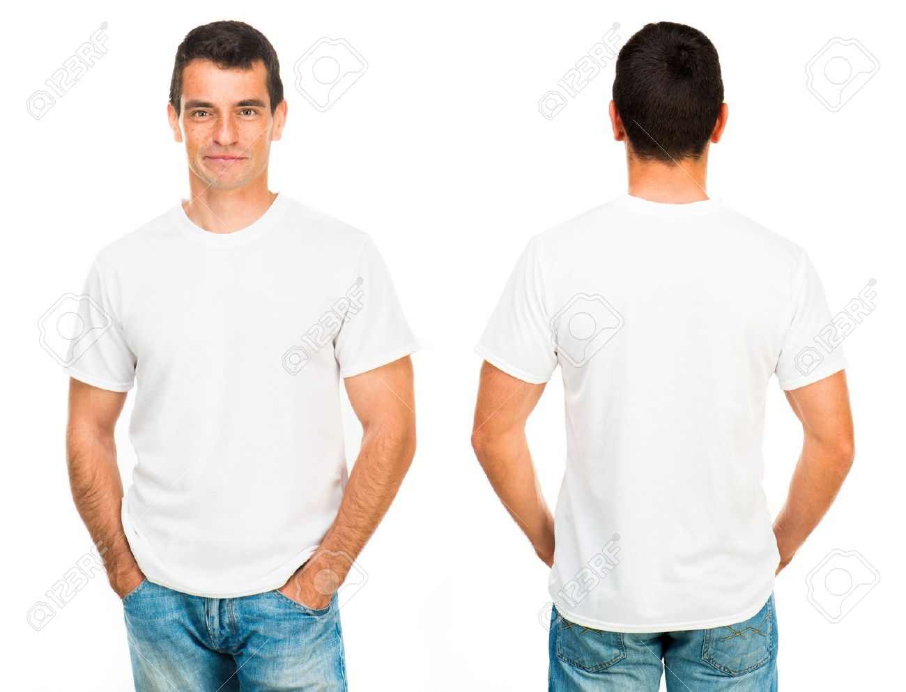 1,601 T Shirt Model Stock Illustrations, Cliparts And Royalty Free ...