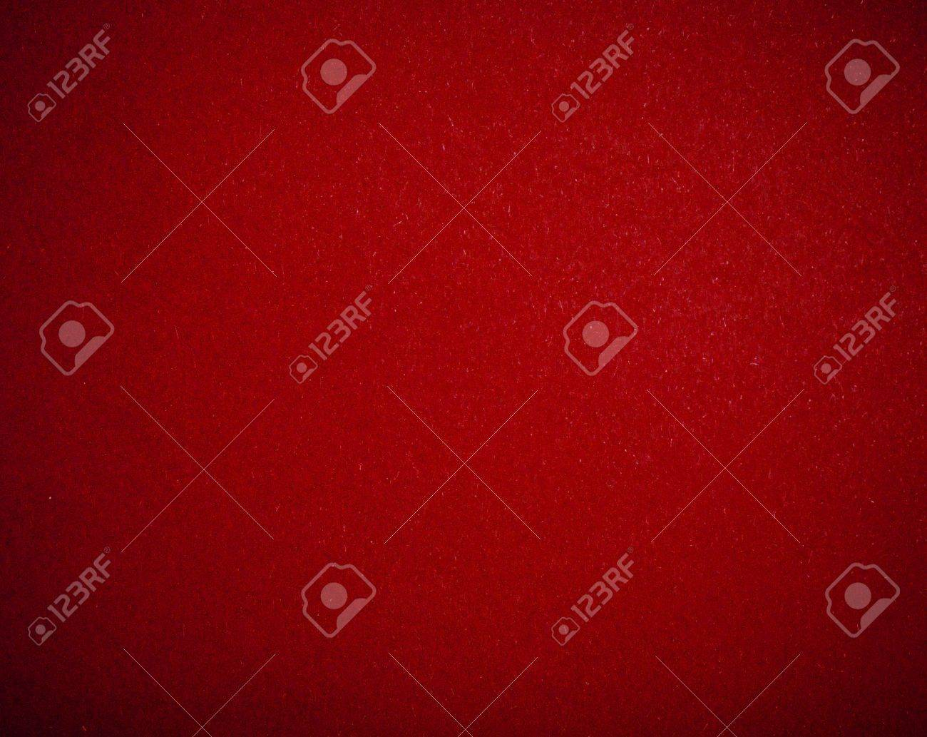Poker table background - Poker Table Felt Background In Red Color Stock Photo 18862418