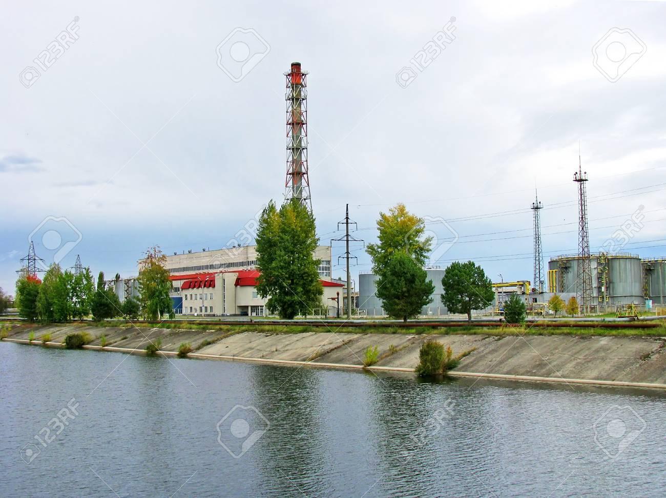 Chernobyl Nuclear Power Plant, Ukraine Stock Photo - 17017565