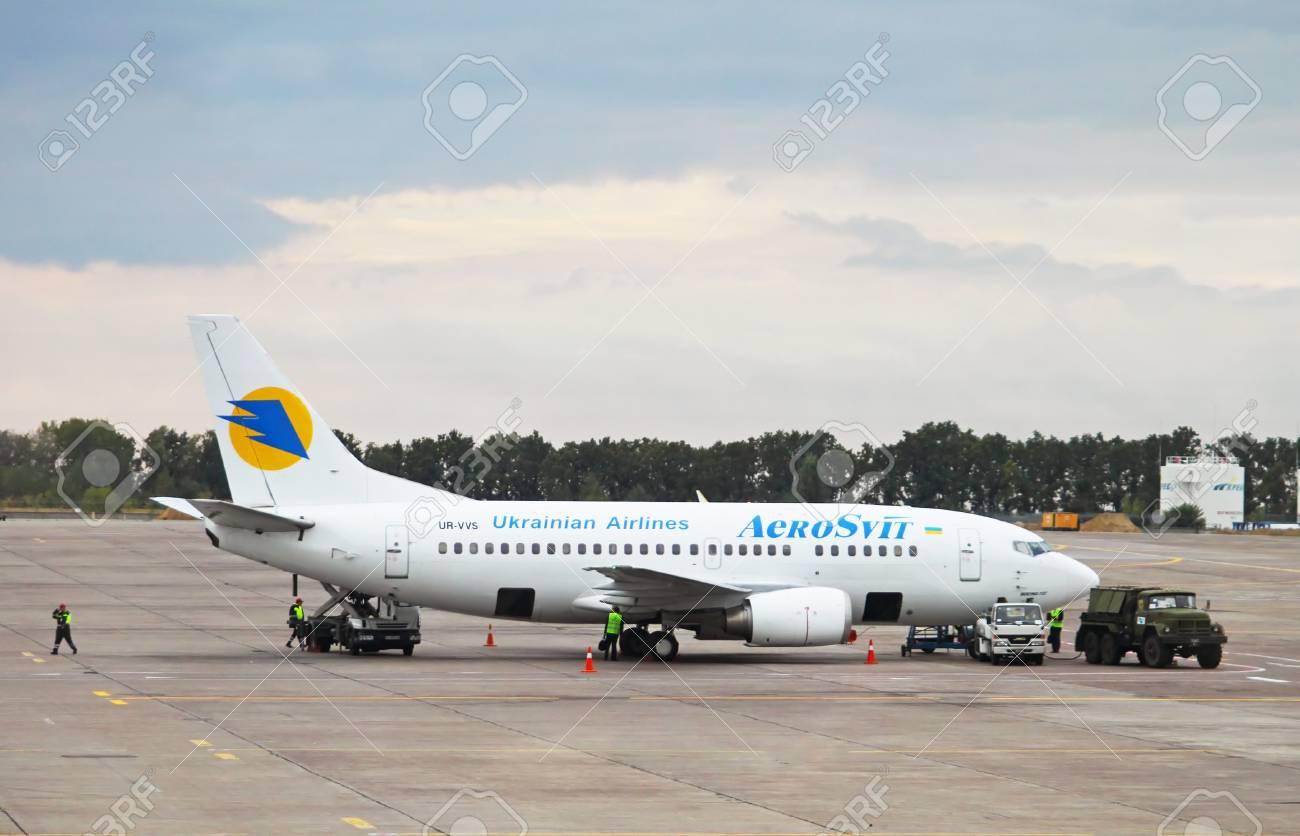 航空 ウクライナ