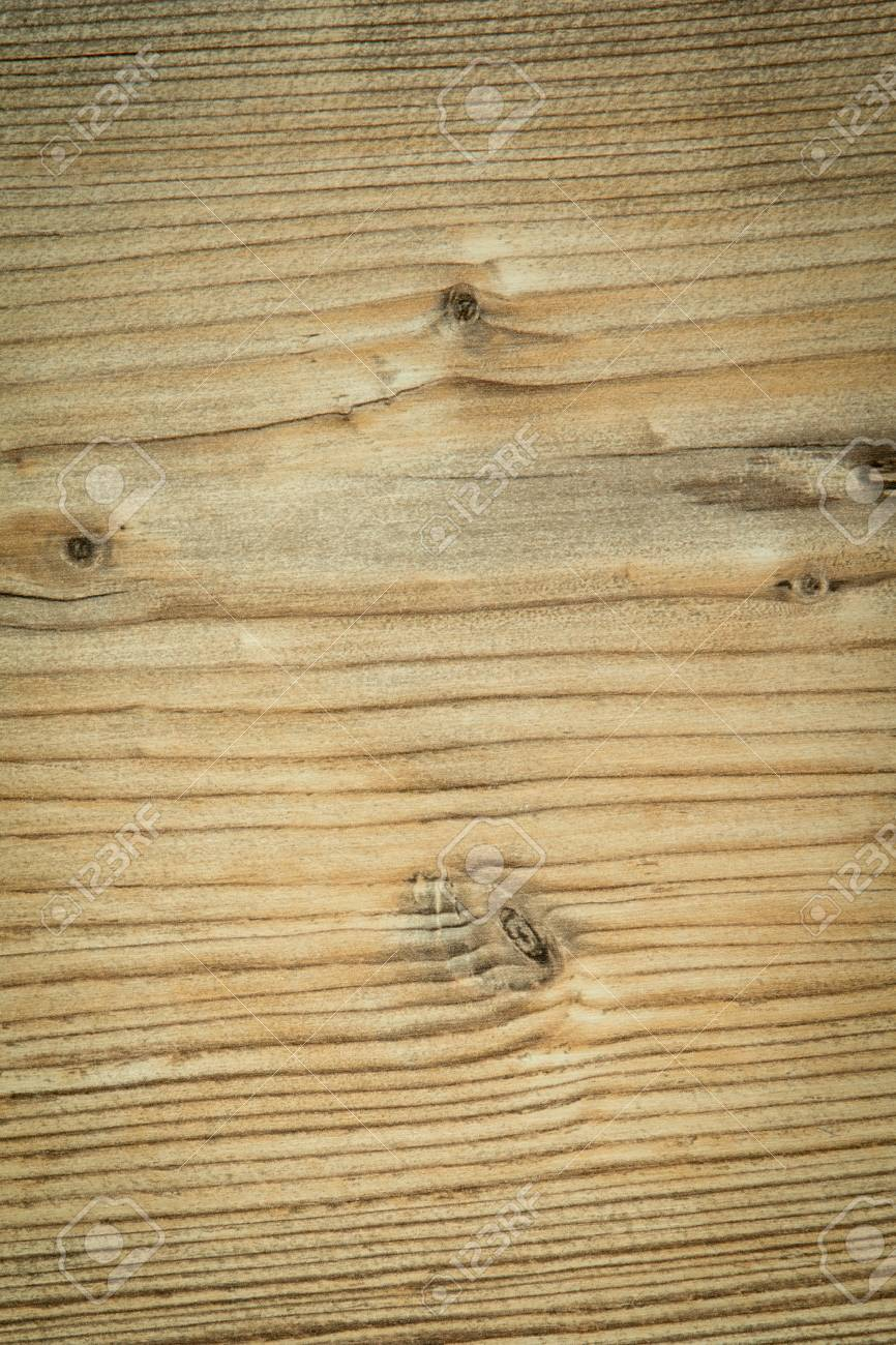 Details Of A Rustic Wood Grain For Wallpaper Stock Photo