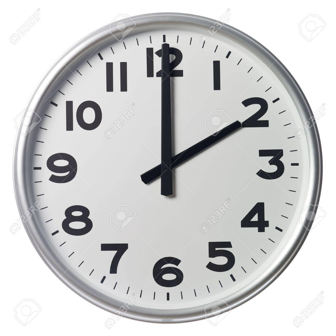 Two O'Clock Stock Photo - 5375363