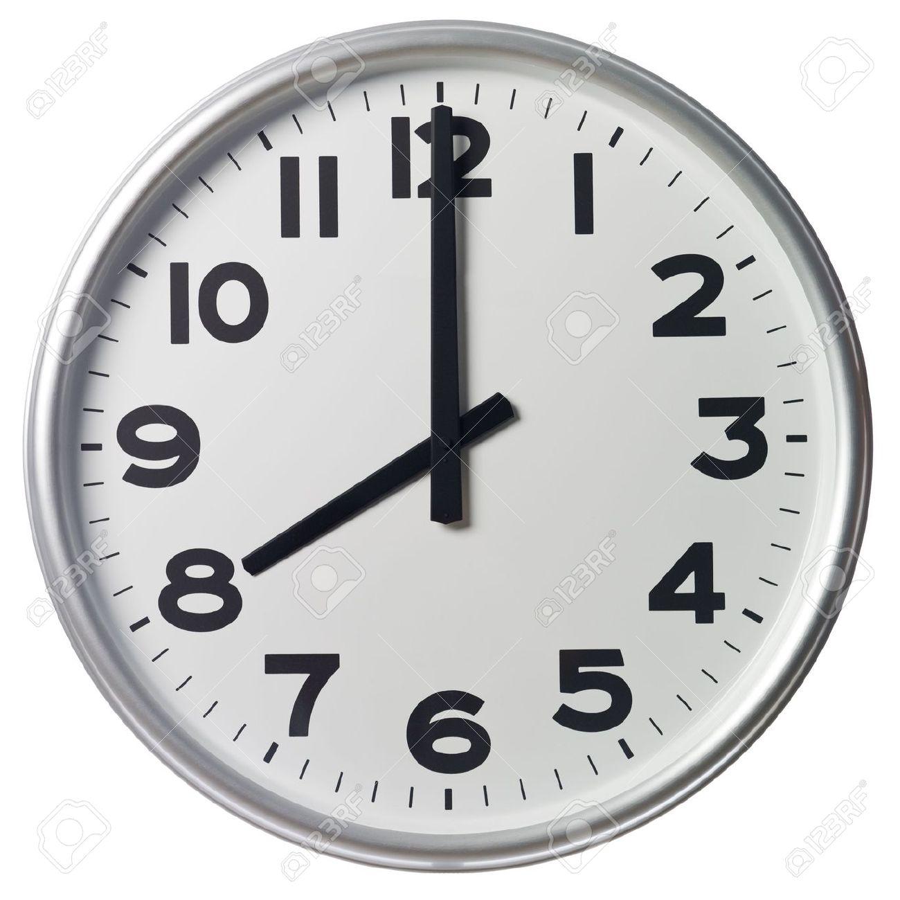 Eight O'Clock Stock Photo - 5375372