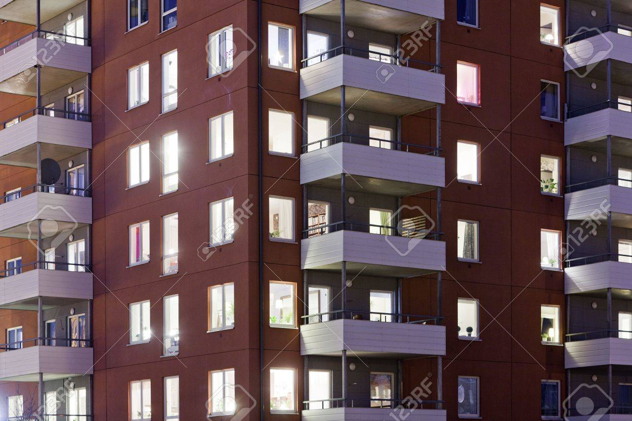 Apartment Building Stock Photos Pictures Royalty Free Apartment