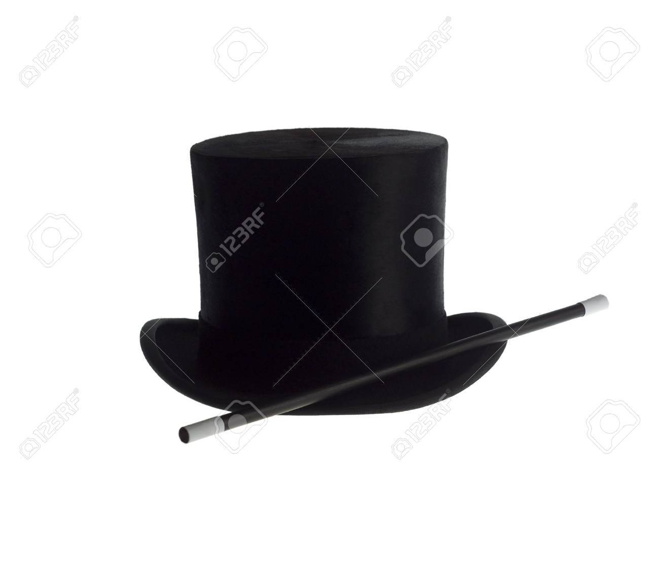 Magic Equipment isolated on white background Stock Photo - 12600748